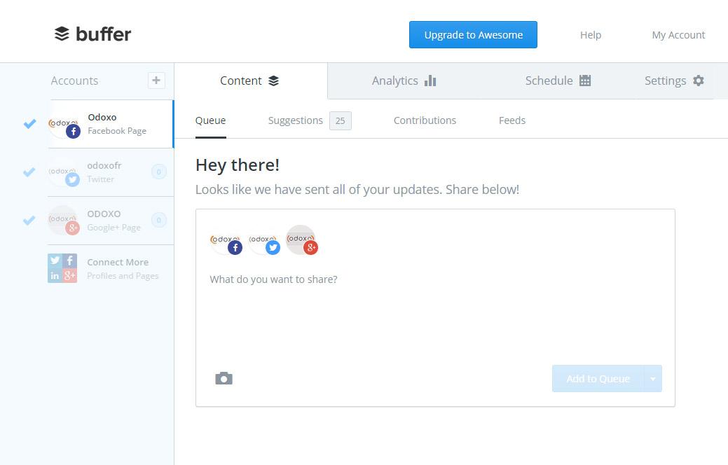Buffer, l'outils indispensable pour vos réseaux sociaux